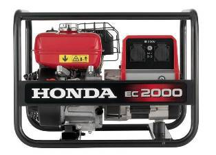 Generador Honda EC2000
